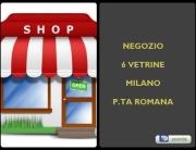 negozio MILANO P.TA ROMANA